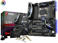 MSI X299 GAMING PRO CARBON AC LGA 2066 Motherboard